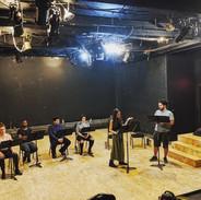 Cyrano Workshop @ Normal Ave Theatre