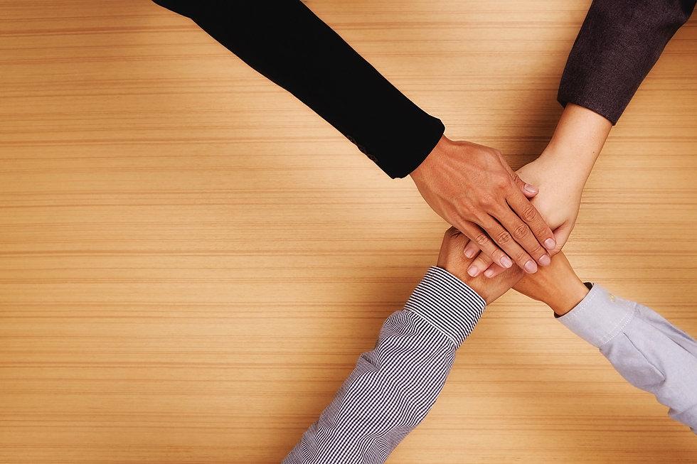 people-variation-diversity-meeting-cheer