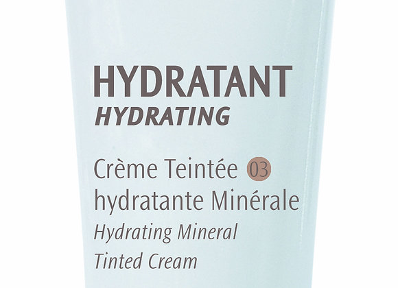 Hydrating Mineral Tinted Cream - 04 Brown 50 ml