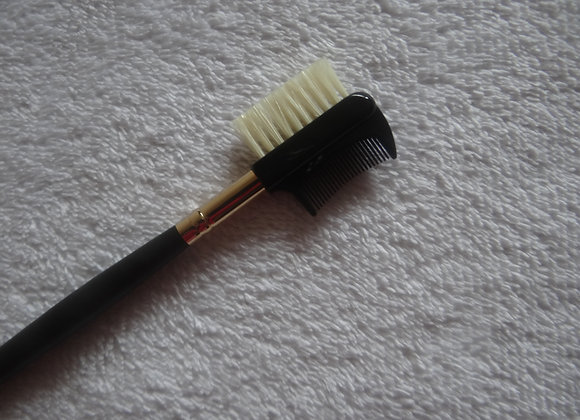 Eyelash Comb & Brow Brush
