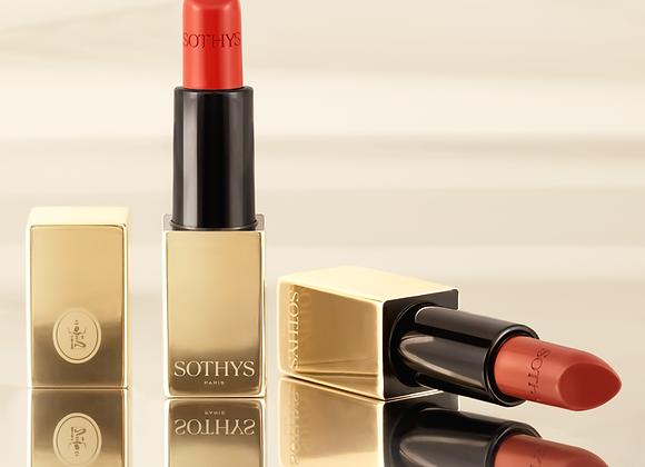 Rouge Intense Sothys - Satiny Lipstick 3.5g