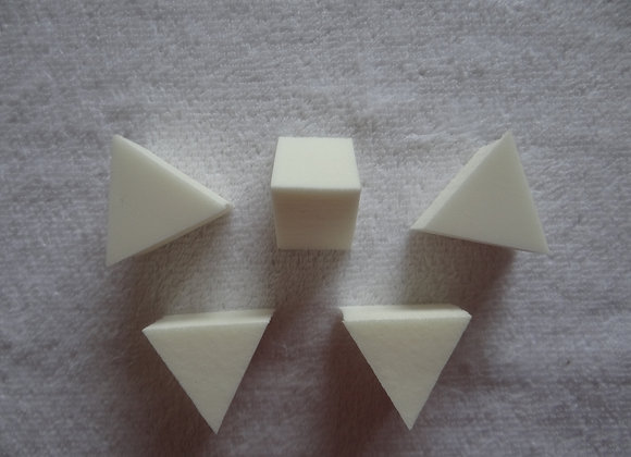 Small Make-Up Sponges