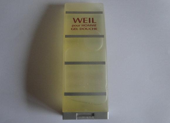 Weil Pour Homme Shower Gel 200 ml