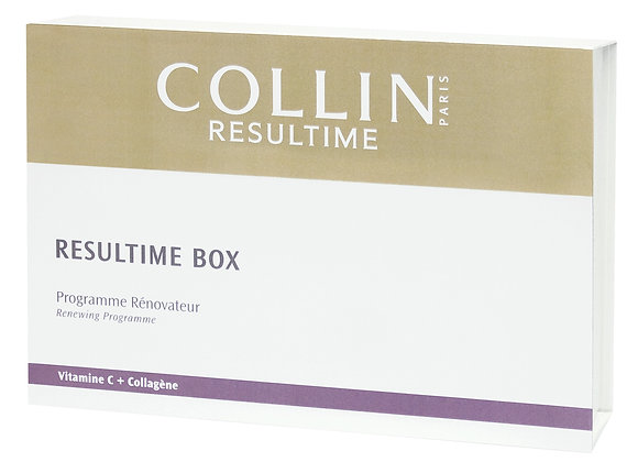 Resultime Renewing Programme Box