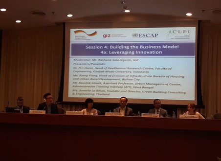 Leveraging innovation at UNESCAP