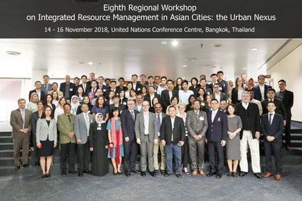 UNESCAP Urban Nexus Workshop