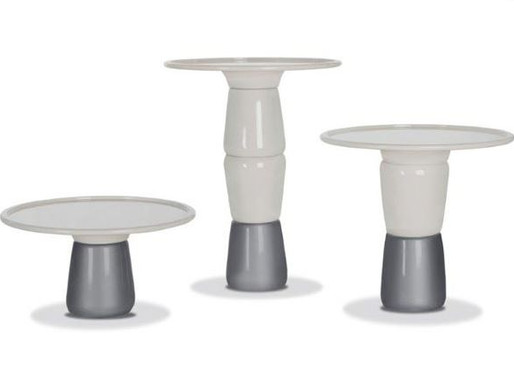 Mesa Lateral Cápsula / Cápsula Side Tables us br