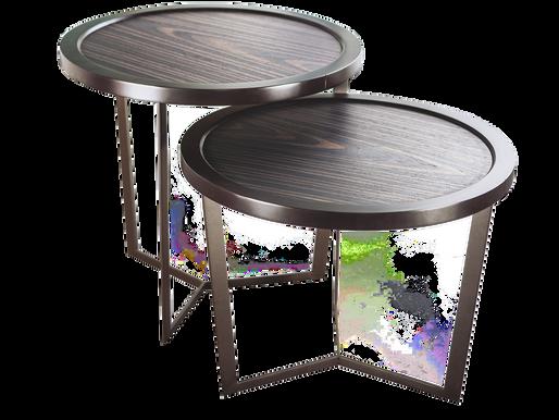 Mesa Lateral Lunox / Lunox Side Tables
