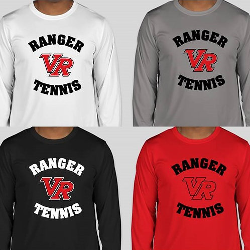 Ranger Tennis Performance Long Sleeve