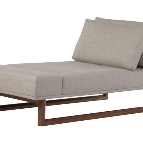 Chaise Caroline / Long Chair Caroline