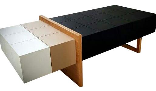 Mesa de Centro Square / Square Center Table