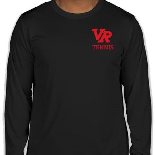 VR Tennis Performance Long Sleeve