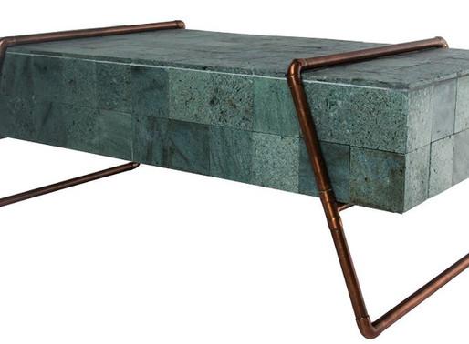 Mesa de Centro Monolito / Monolito Center Table