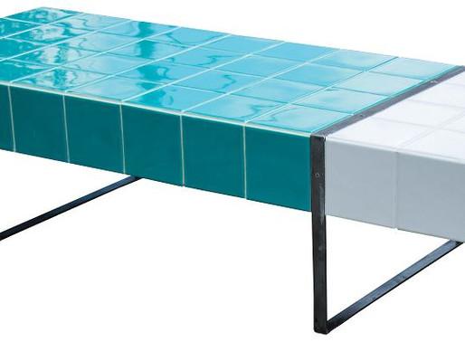Mesa de Centro Pool / Pool Center Table