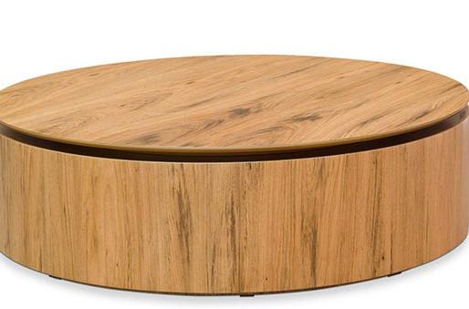 Mesa de Centro Cilíndro  /  Cilindro Center Table