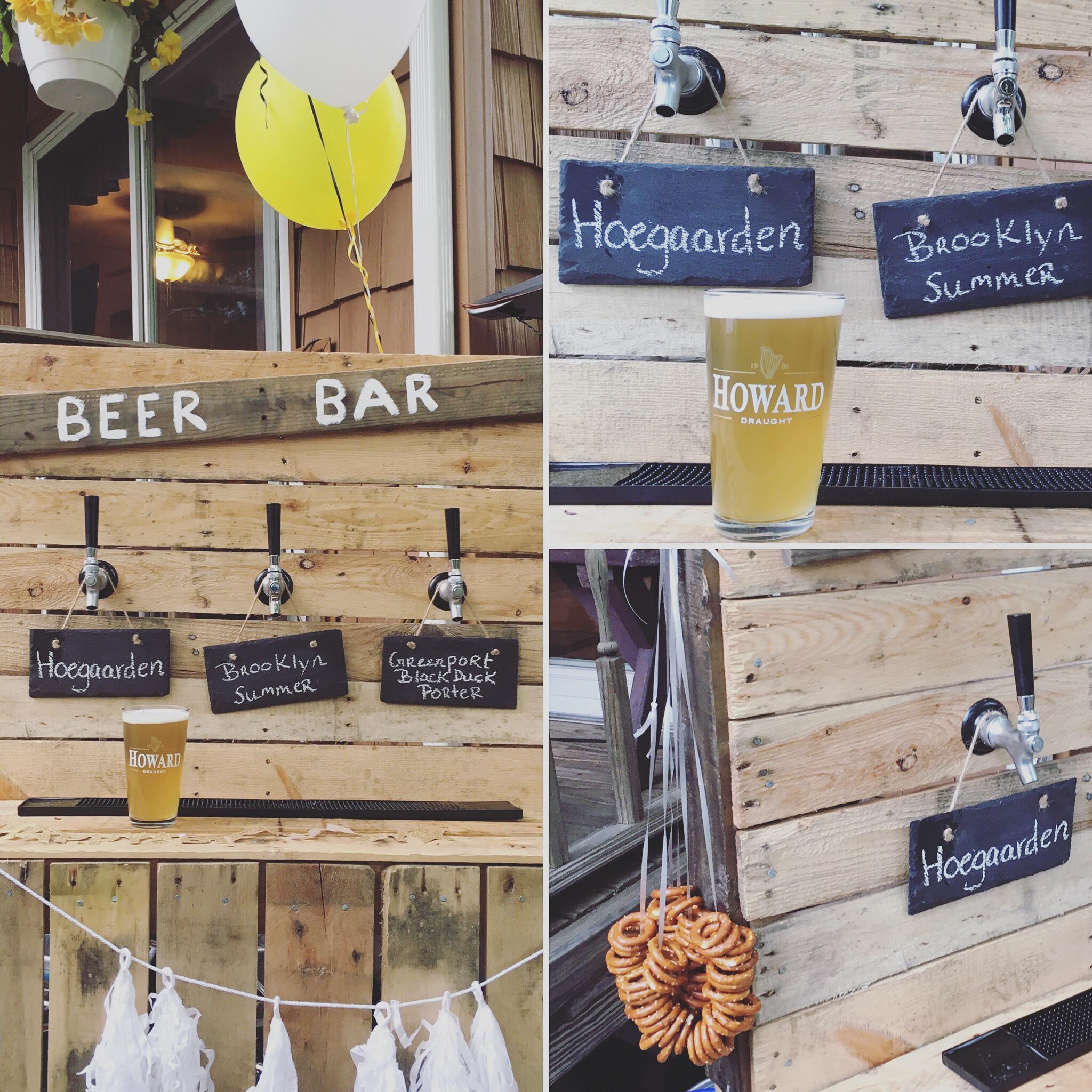Beer Bar Terrie