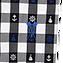 logo du cintré sur une chemise