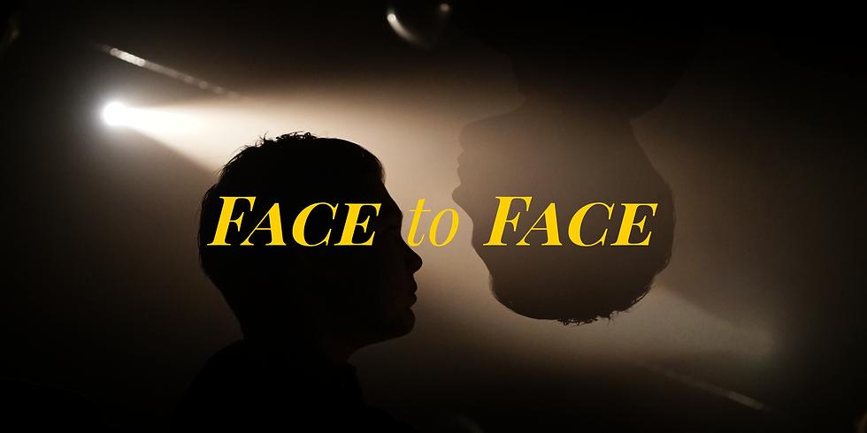 Anchored 2020: Face to Face