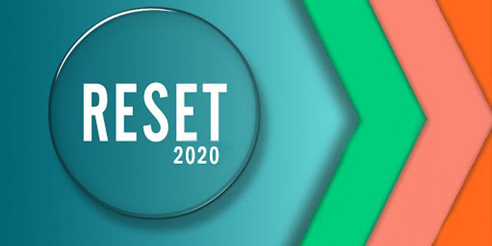Reset 2020 - TSC Men's Retreat