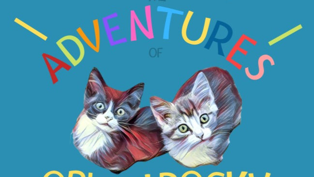 The Adventures of Obi and Rocky: Forever Family