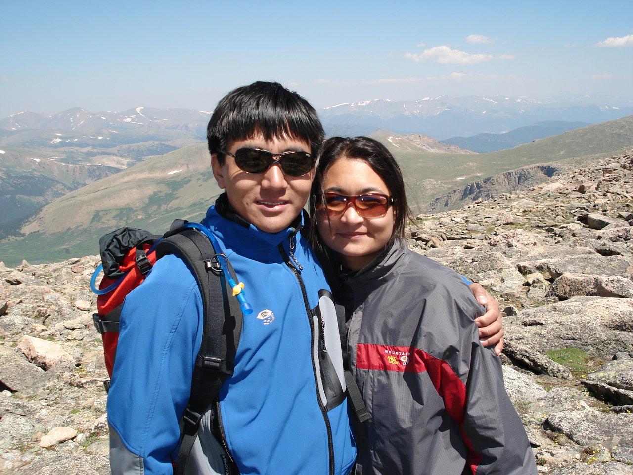 at colorado mountain