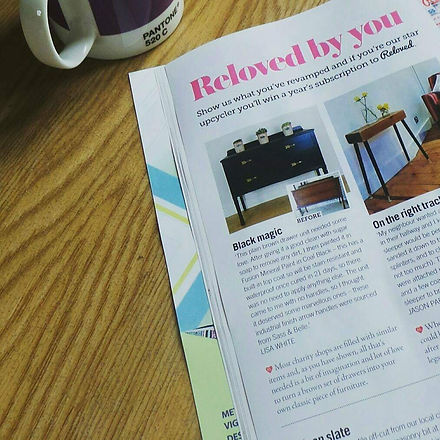 In The Press - A Twist of Somerset - Reloved Magazine