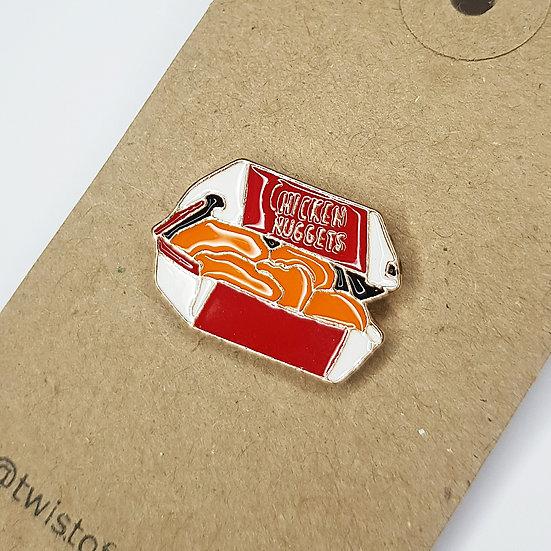 Chicken Nuggets - Enamel Pin