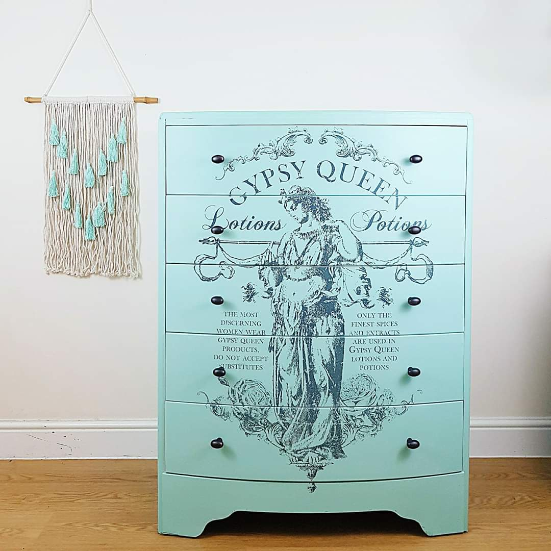 Gypsy Queen Chest of Drawers