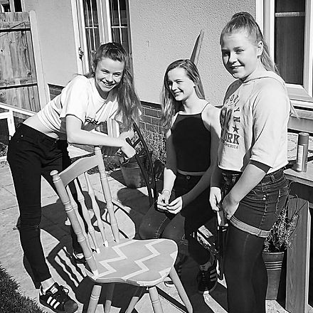 Upcycling club - Teenagers - The next generation