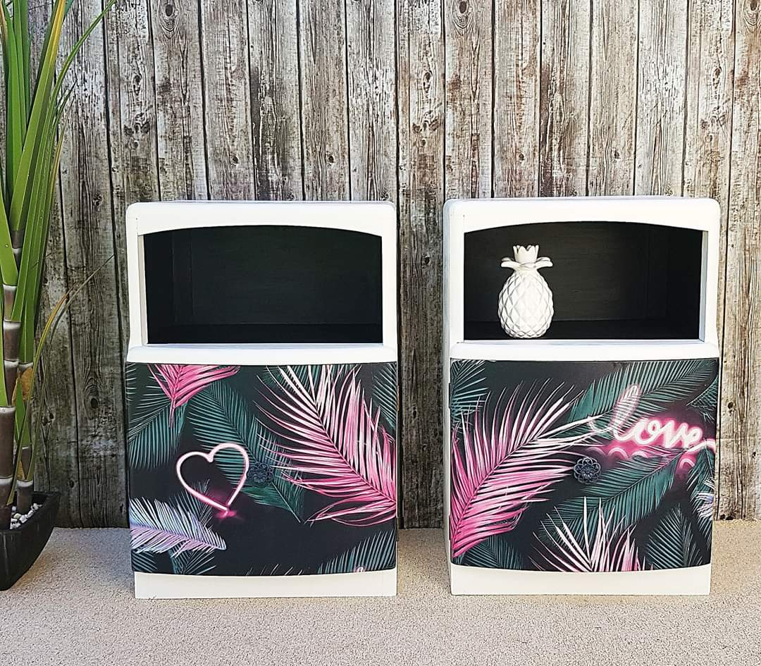 Love Island Inspired Bedside Cabinets