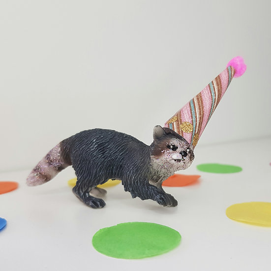 Racoon -  Party Animal Cake Topper