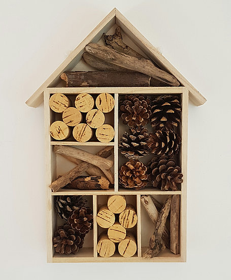 Natural Bug Hotel - Insect House