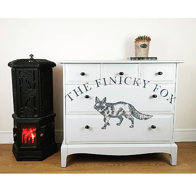 Finicky Fox Chest of Drawers