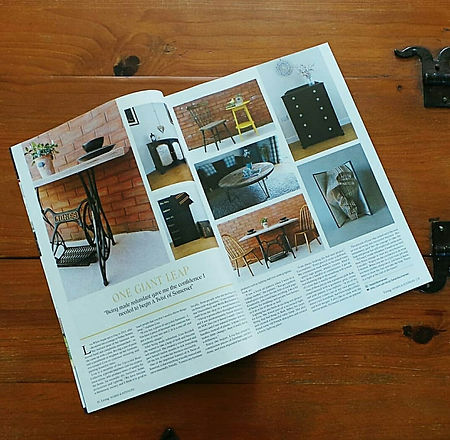 A Twist of Somerset - In The Press - Somerset Living Magazine