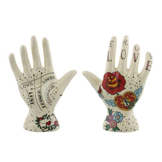 Palmistry Carnival Phrenology Hand