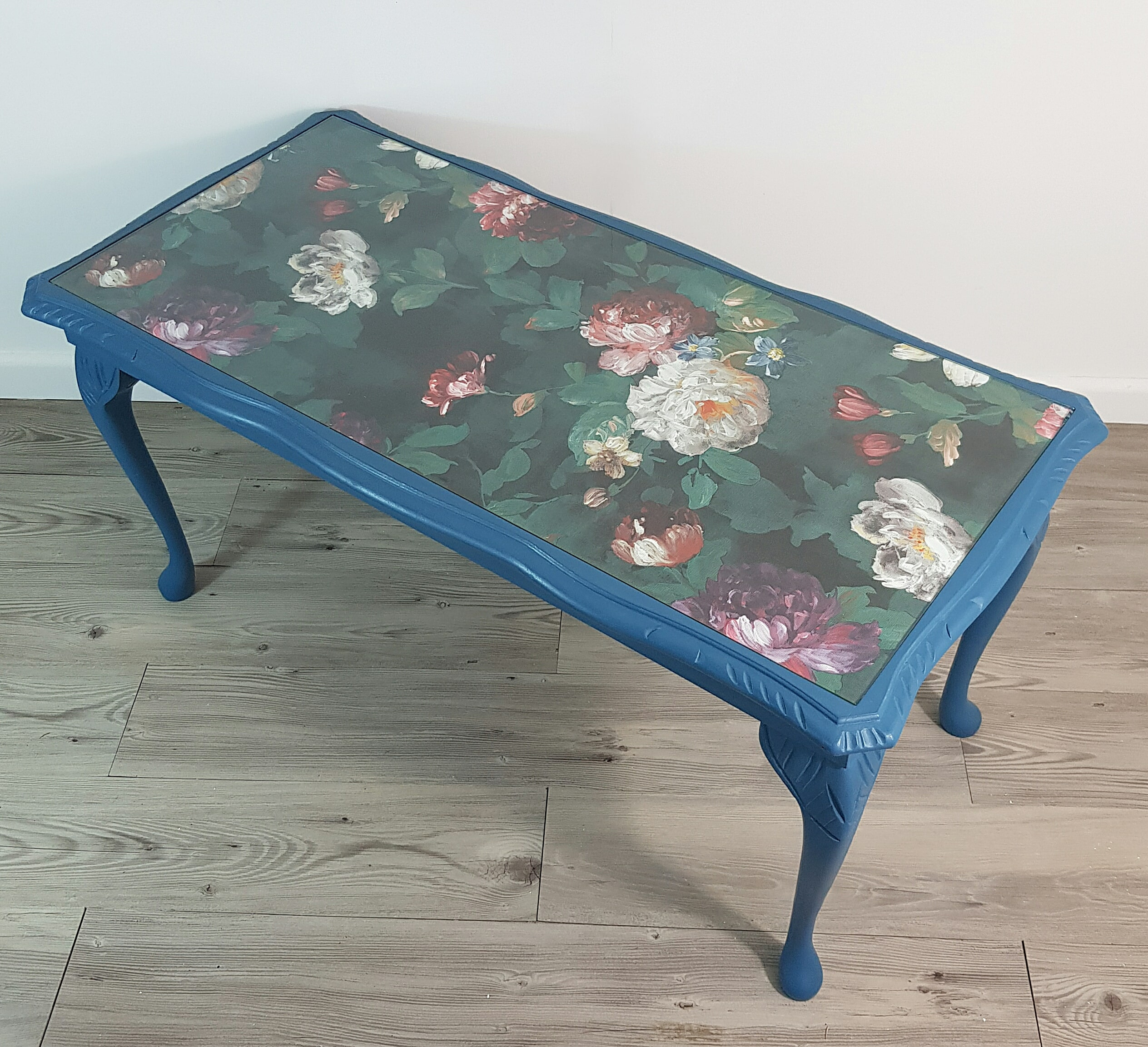 Floral Coffee Table