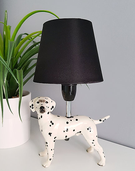 Dalmatian Table Lamp