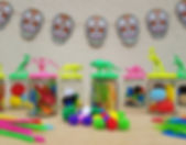 Dinosaur storage jars