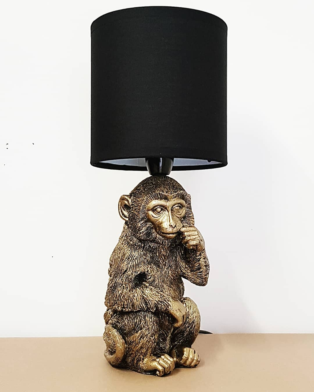 Black and Gold Monkey Lamp.jpg