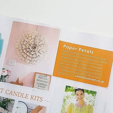 Crafts Beautiful Magazine - A Twist of S