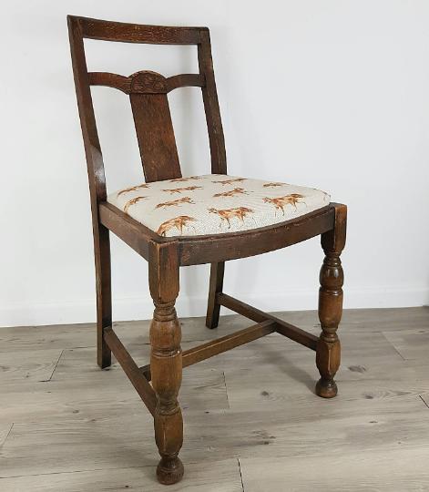 Single Fox Chair