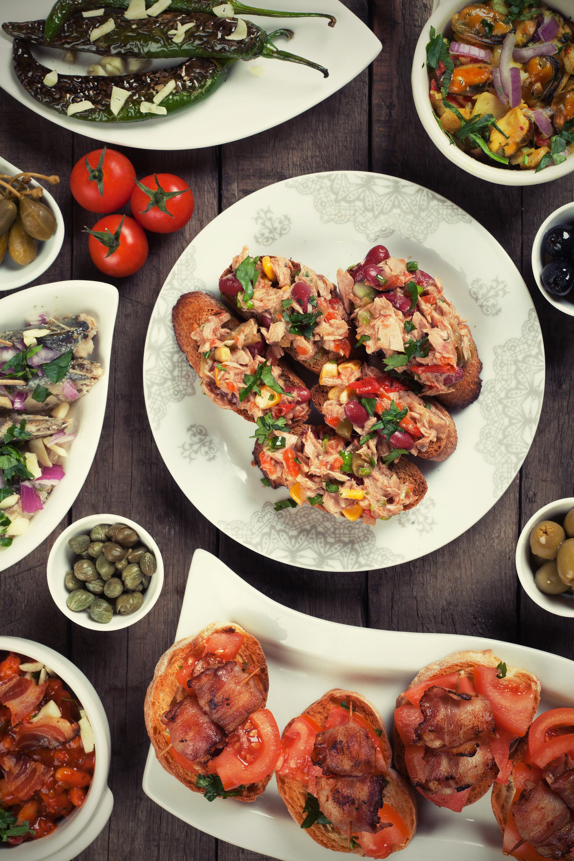 Restaurant Tapas  Ef Bf Bd Marseille