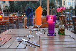 Terrasse Melo Restaurant Marseille