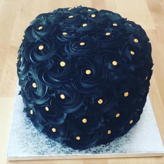 Black Rose cake