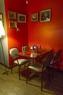 Tables du Melo Restaurant Marseille