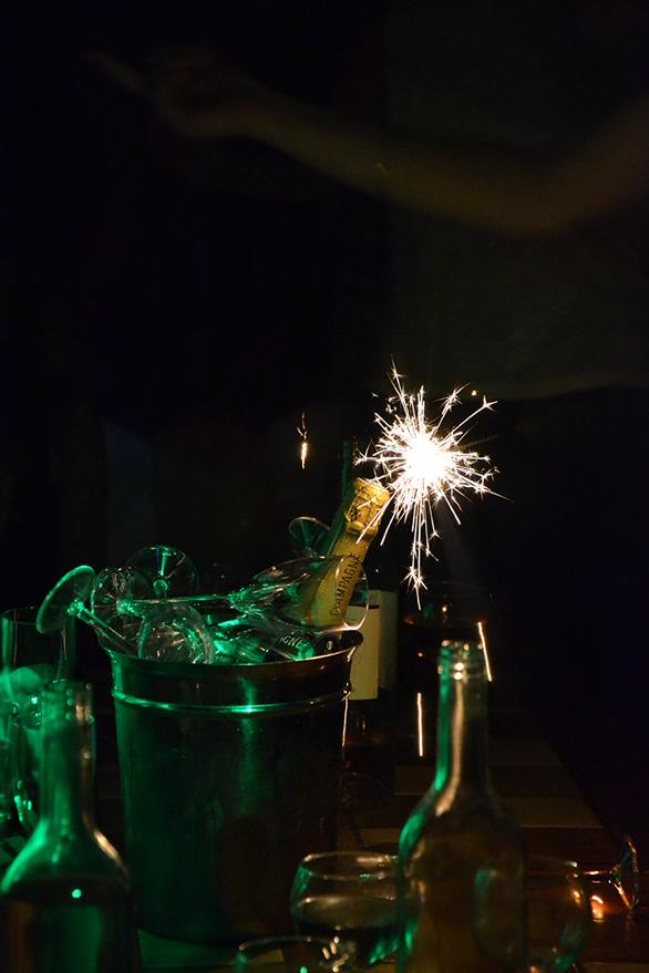 Champagne dans notre formule à 32€