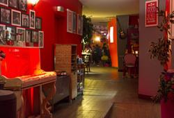 L'entrée Melo Restaurant Marseille
