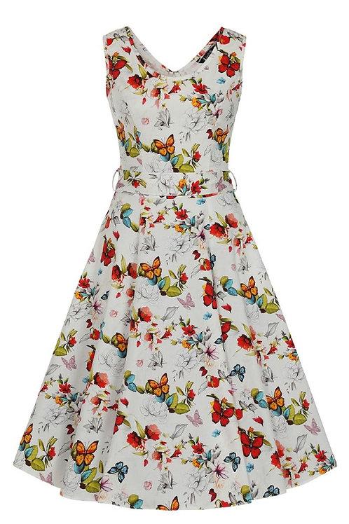Lady V floral dress