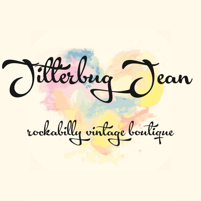 Jitterbug Jean,rockabilly,vintage,boutique,The Piece Hall