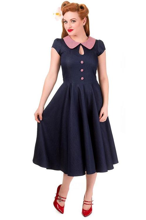 Blueberry Hill 50's dress